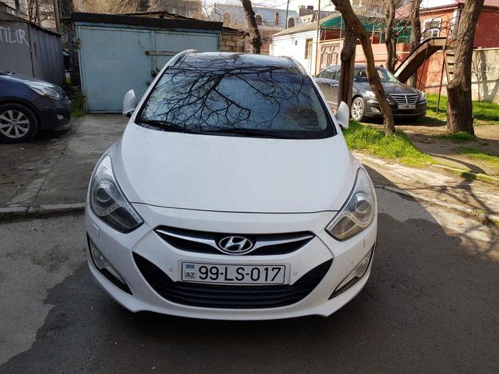 Hyundai i40 2012. Photo 1