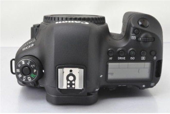 Canon EOS 6D Mark II Digital SLR Camera Body 26.2 MP Full-Frame . Photo 3