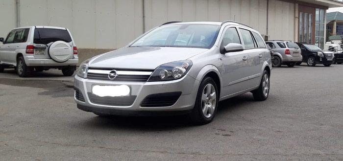 Opel Astra 2006. Photo 3