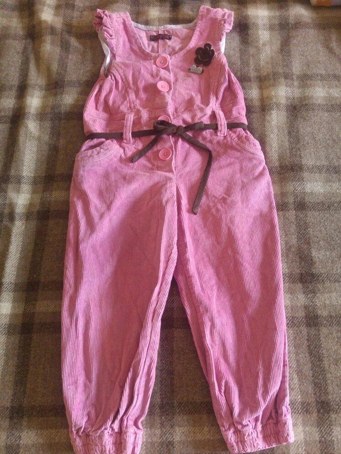 Prelepe beba kids pantalone iz jednog dela. Deblji je somot u pitanju. - Beograd
