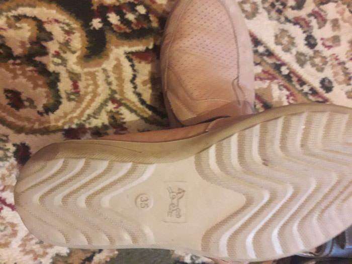Туфли кожа 35 размер . Photo 0