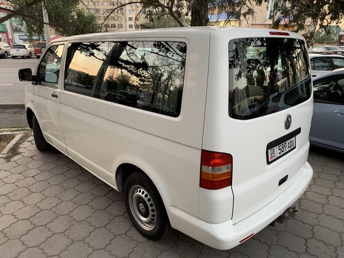Volkswagen Transporter 2004. Photo 3