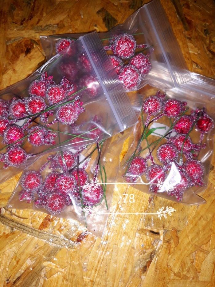 Πλαστικα λουλουδακια για διακοσμηση. Photo 2