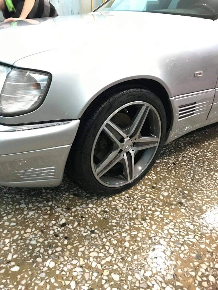 Mercedes-Benz S-Class 1997. Photo 1