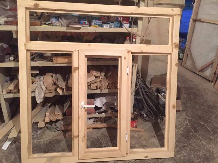 Изготавливаем деревянные евро окна на заказ. Photo 5