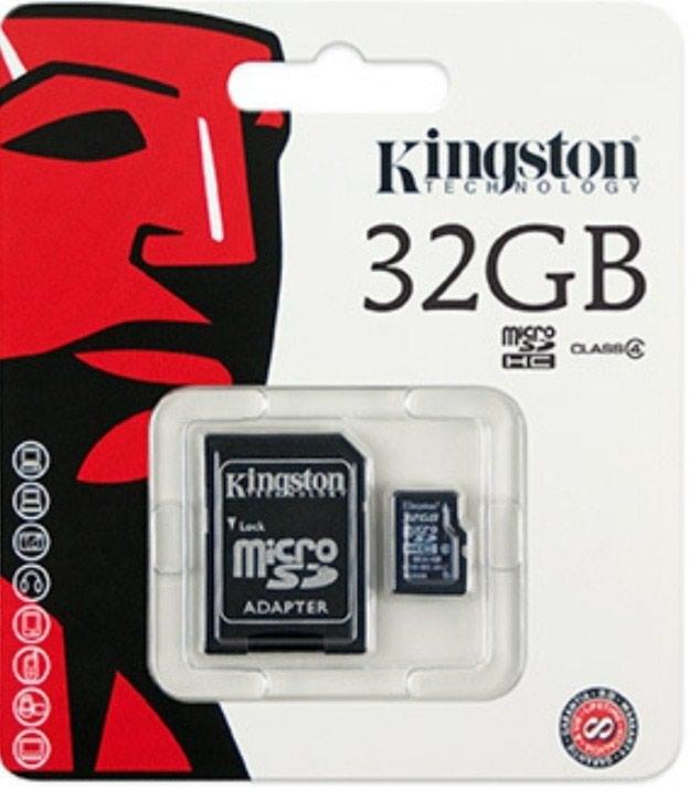 Κάρτα μνήμη Kingston 32GB σε Αθήνα