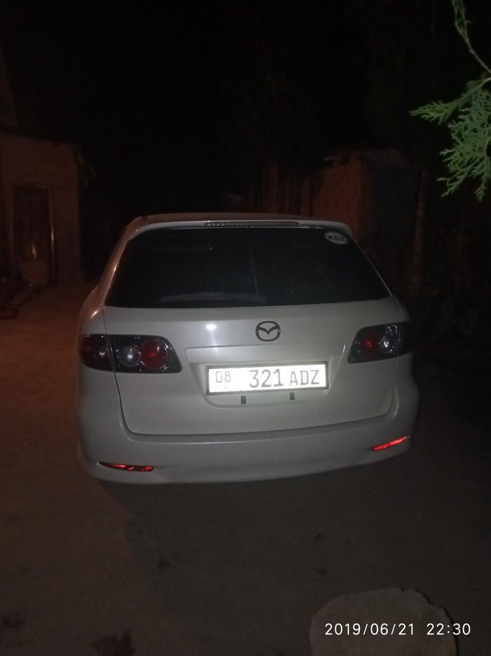 Mazda Atenza 2003. Photo 6