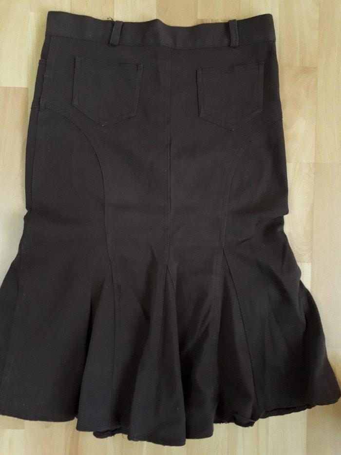 Suknja 36 br. odlicna, bez ikakvih ostecenja. Photo 1