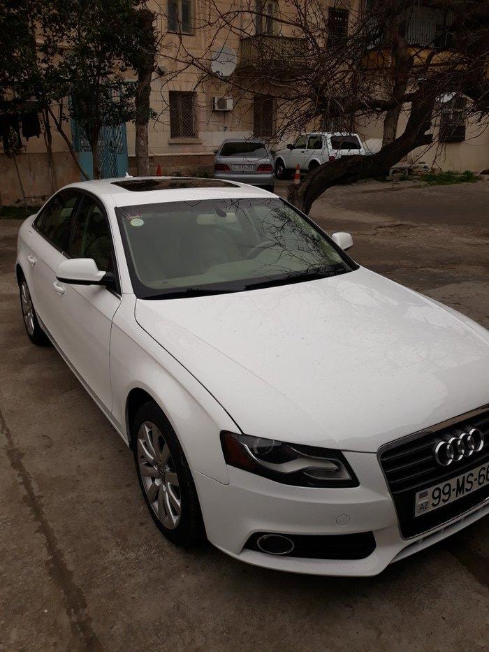 Audi A4 2009. Photo 5