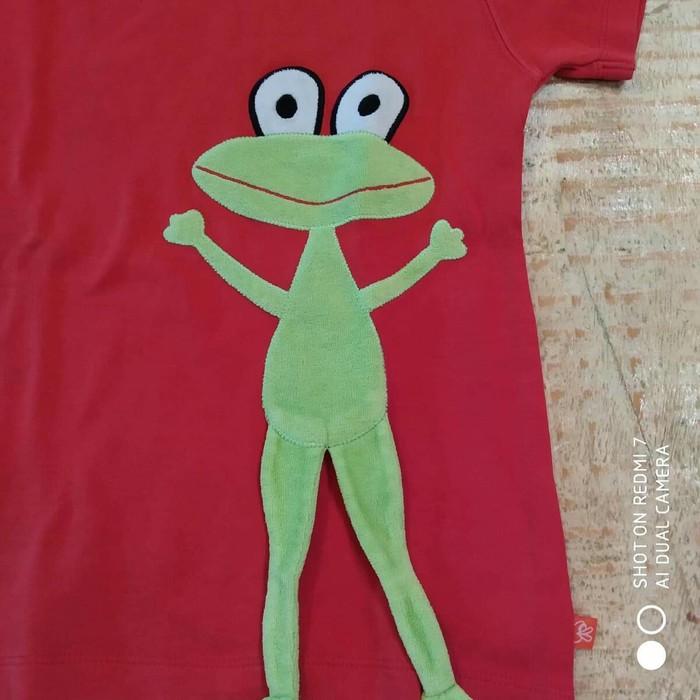 Lip fish βαμβακερο μπλουζακι για παιδακι 4-5 ετων. Photo 2