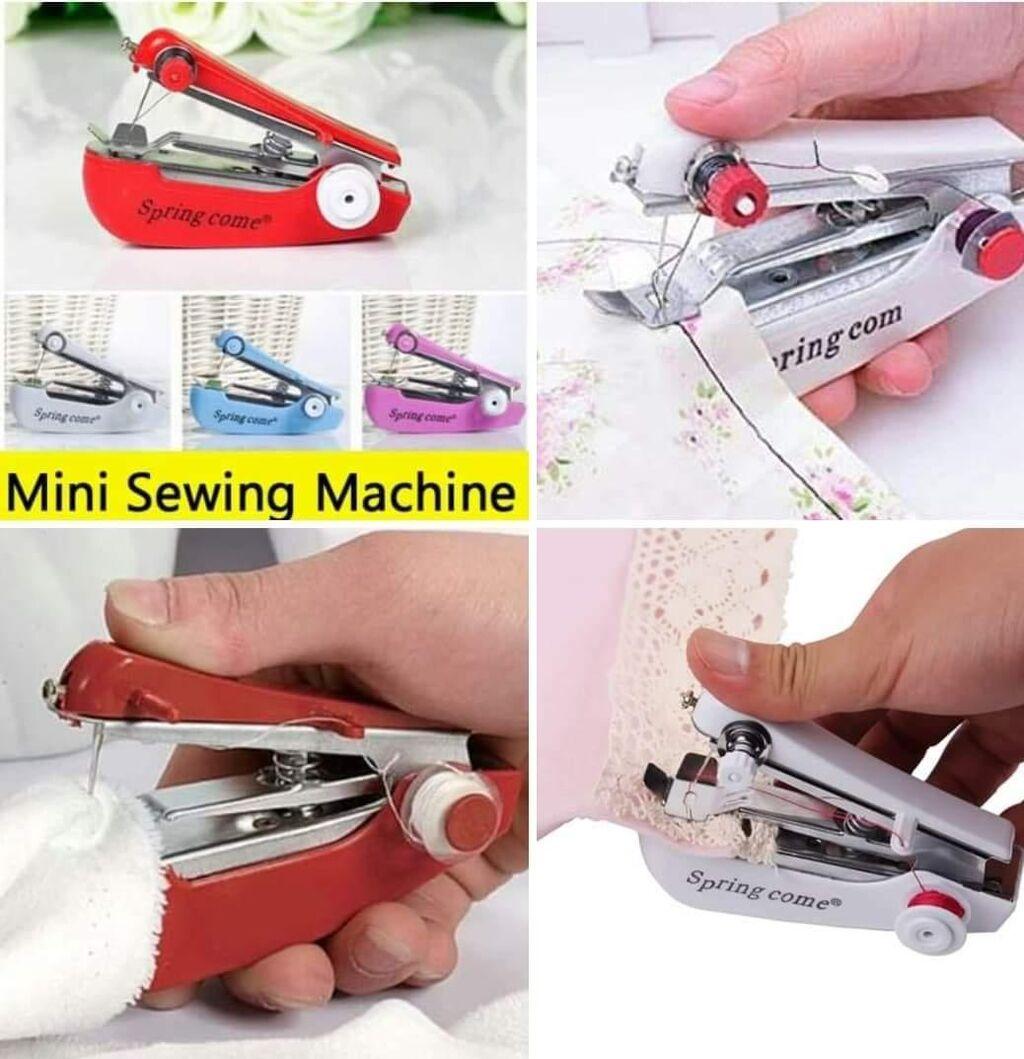 Ručna mini šivaća mašina