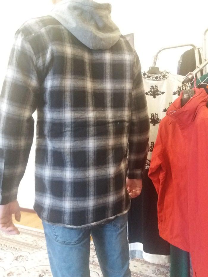 632c648764ae8b4 Теплая мужская рубашка из Бангладеш за 1200 KGS в Бишкеке: Мужские ...