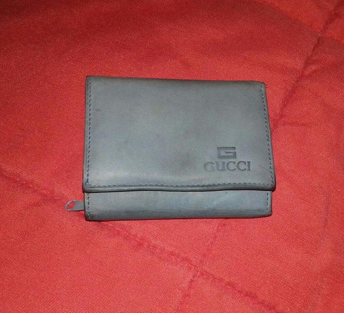 Πορτοφόλι gucci (απομίμηση), έχει θήκες για ψιλά, χαρτονομίσματα, κάρτες κλπ