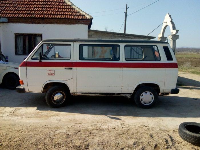 Volkswagen Transporter 1990. Photo 2