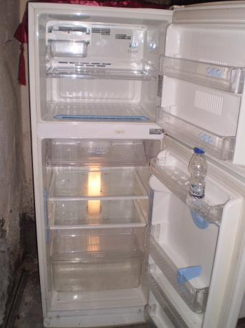 Μεταχειρισμένο Δύο θάλαμο άσπρο refrigerator LG. Photo 1