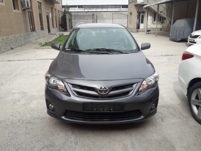 Toyota Corolla 2013 в Душанбе