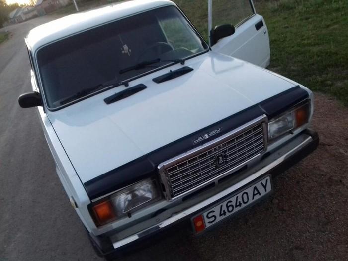 ВАЗ (ЛАДА) 2107 2008. Photo 0