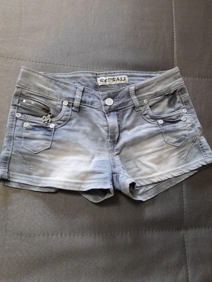 Шорты джинсовые, размер 27.. Photo 0