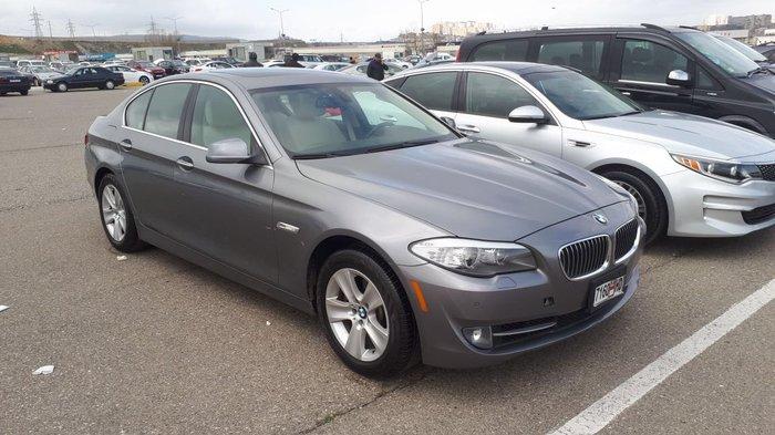 BMW 528 2012. Photo 1