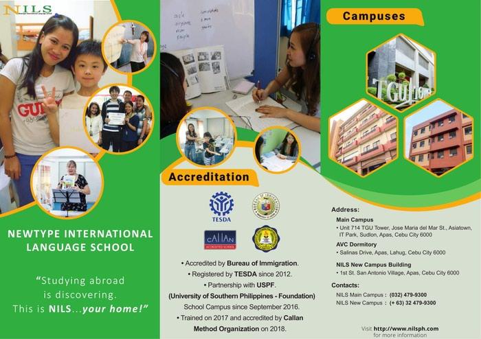 Newtype International Language School in Kathmandu