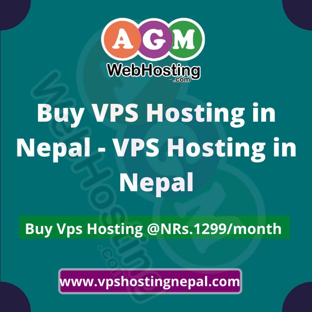 Buy VPS Hosting in Nepal - VPS Hosting in Nepal: