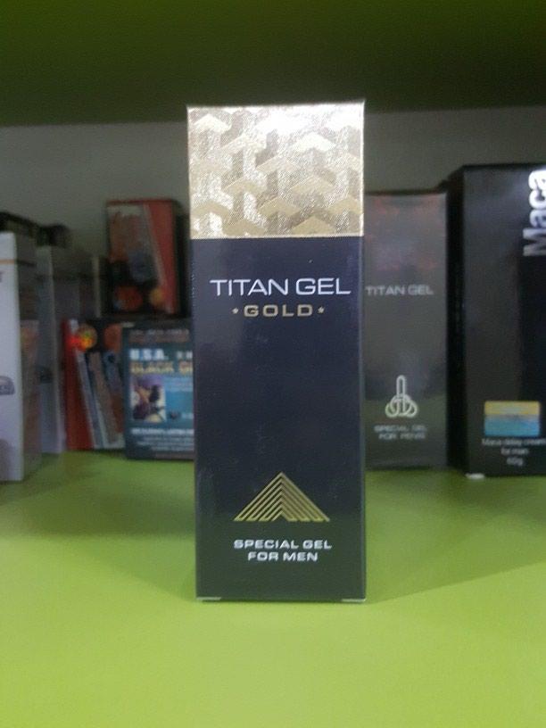 Титан гель голд оригинал100%. Photo 0
