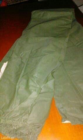 Αδιάβροχο παντελόνι XL. Photo 0