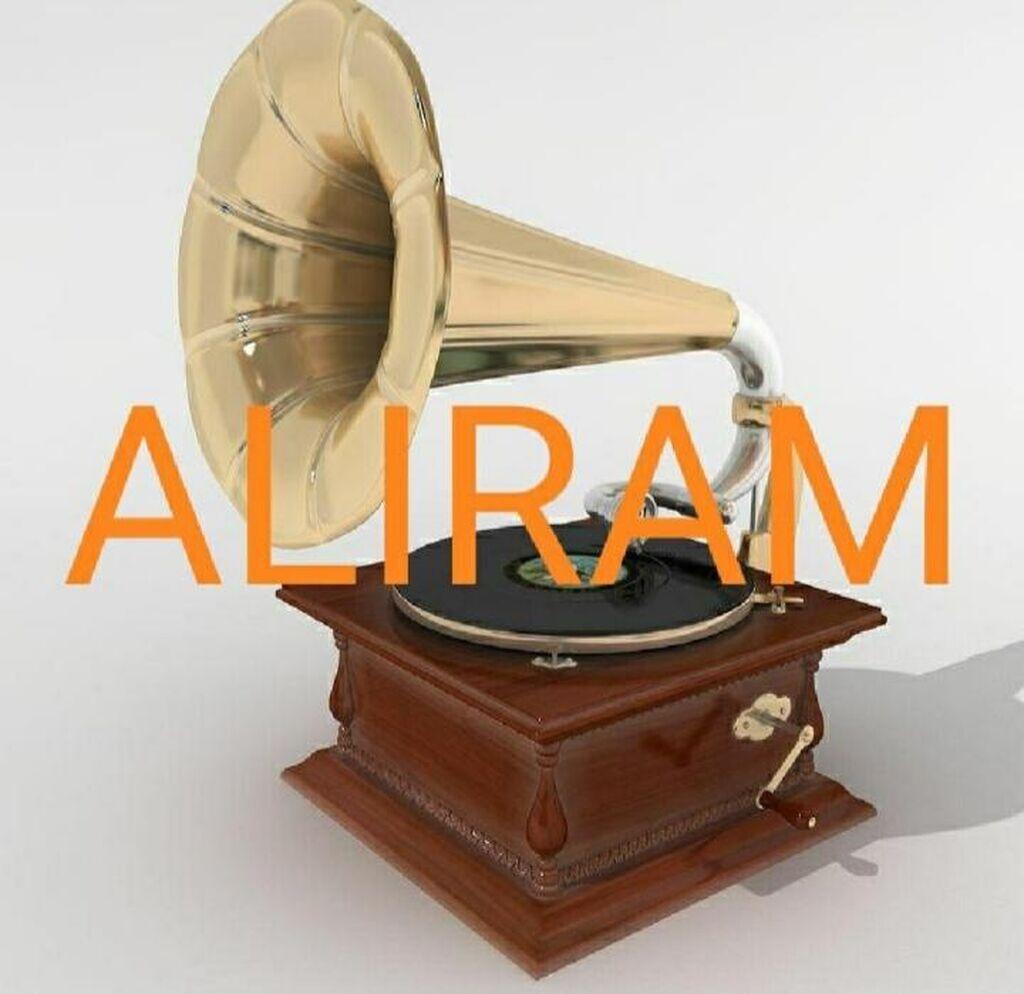 Qramafon patefon грамафон