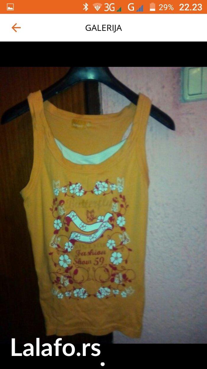 Majica original M velicine,pamuk 100%. - Novi Sad