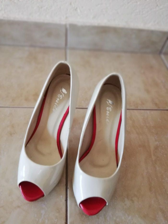 Cipele, krem boje