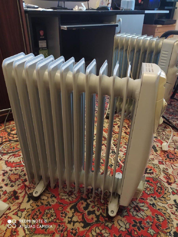 Beko elektrik radiatoru. Photo 1