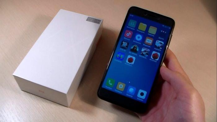 Xiaomi Redmi 4X 3GB 32 GB. Yenidir. Üstündə qoruyucu şüşə,. Photo 1
