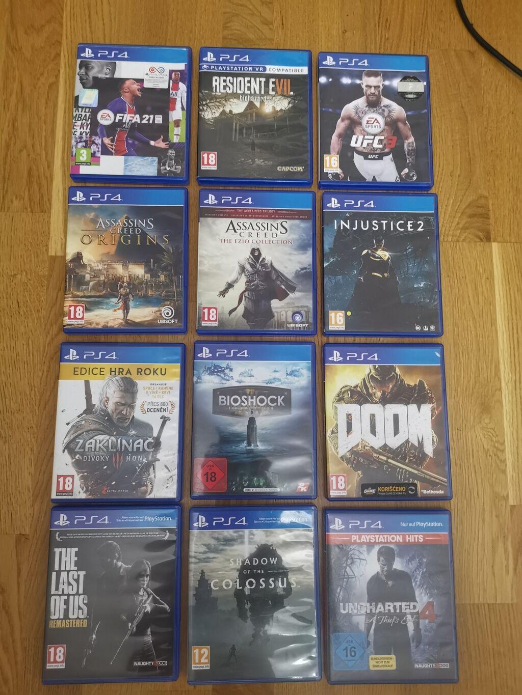 PS4 igrice u odlicnom stanju! | Oglas postavljen 25 Avgust 2021 16:16:44 | PS4 (SONY PLAYSTATION 4): PS4 igrice u odlicnom stanju!
