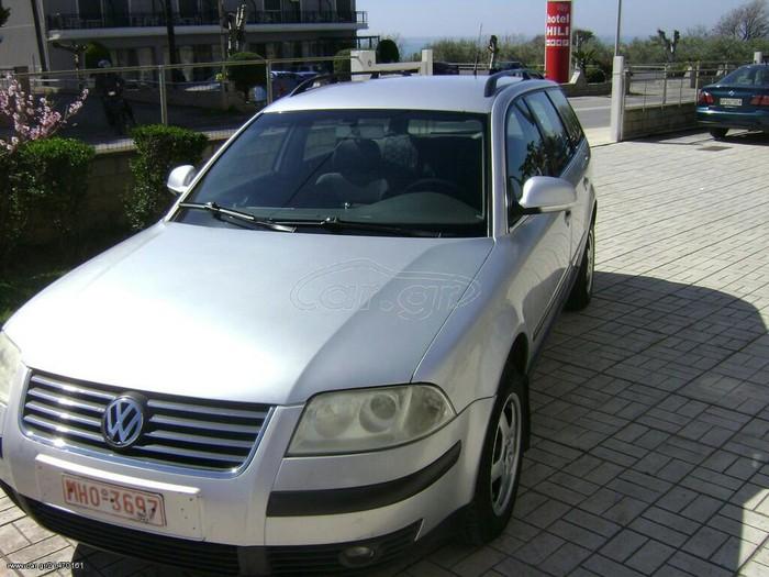 Volkswagen Passat 2004. Photo 1