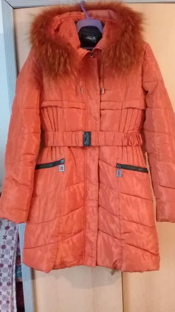 ce1520bb656 Куртка зимняя в отлично состоянии. Примерно 42-44 размер. за 900 KGS ...
