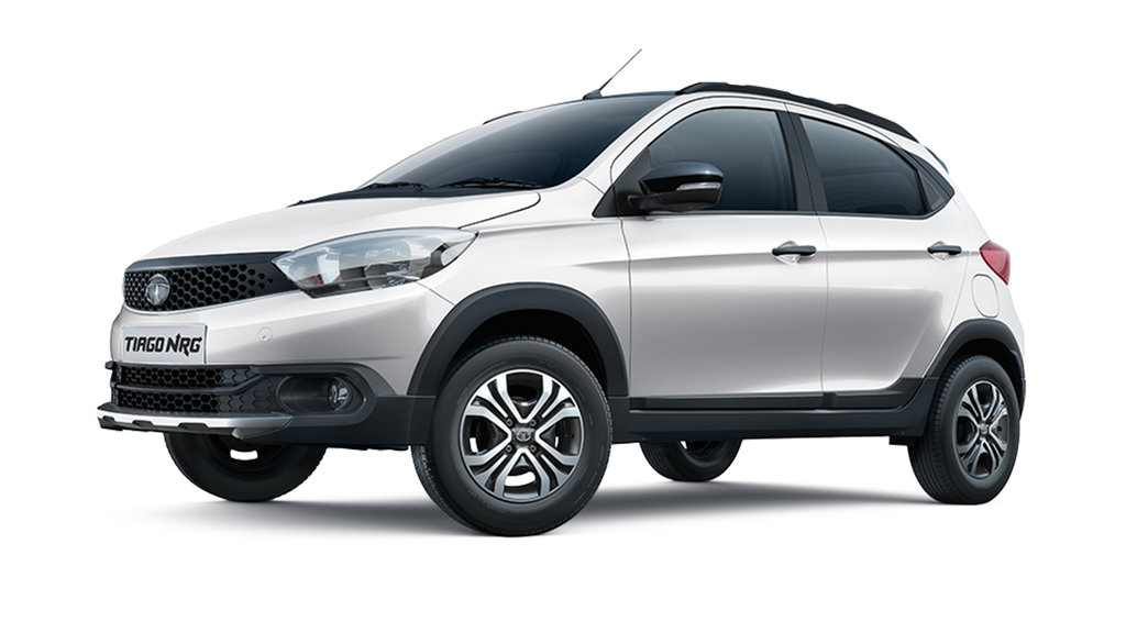 Tata NRG car design features SUV inspired styling with elegant interiors and exteriors that are built to tackle unpaved roads with confidence
