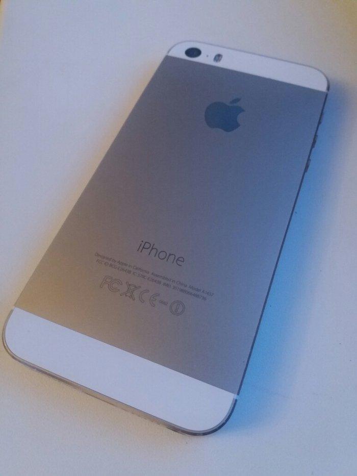 Продаю или меняю айфон 5 с 16 гиг в в Кара-Балта