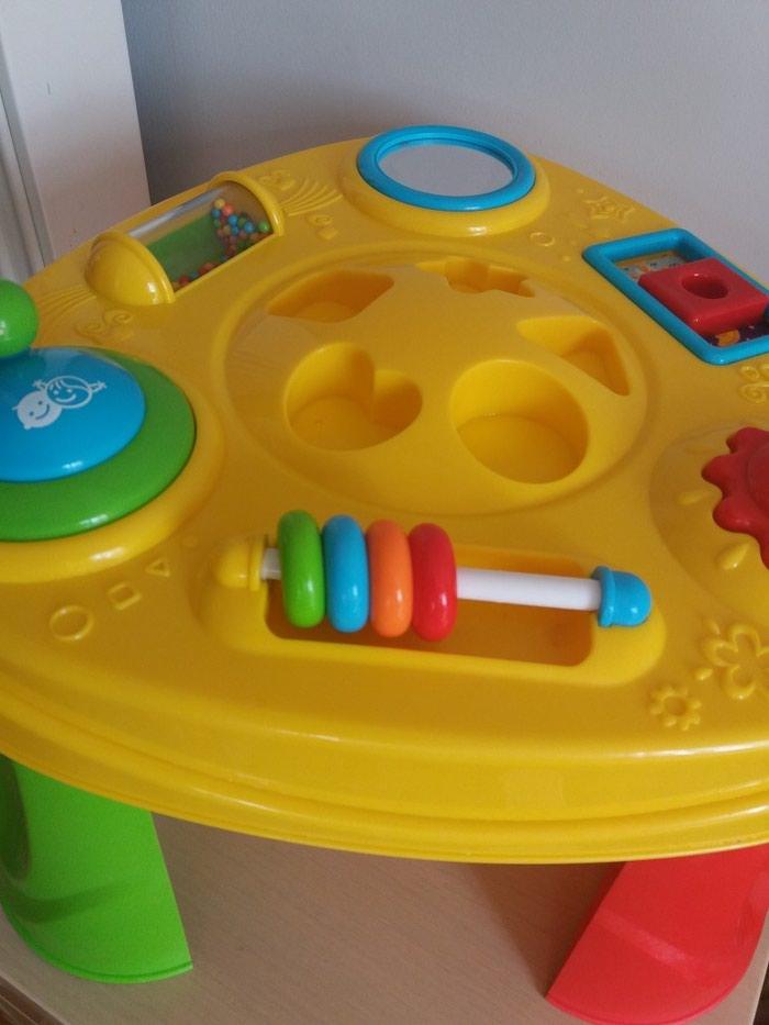 Τραπεζακι δραστηριοτητων playgo. Photo 4