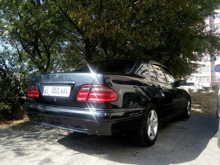 Mercedes-Benz 240 1999. Photo 1