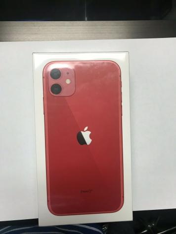 Apple iPhone 11 (PRODUCT)RED - 128GB (Verizon) A2111 (CDMA + GSM). Photo 3