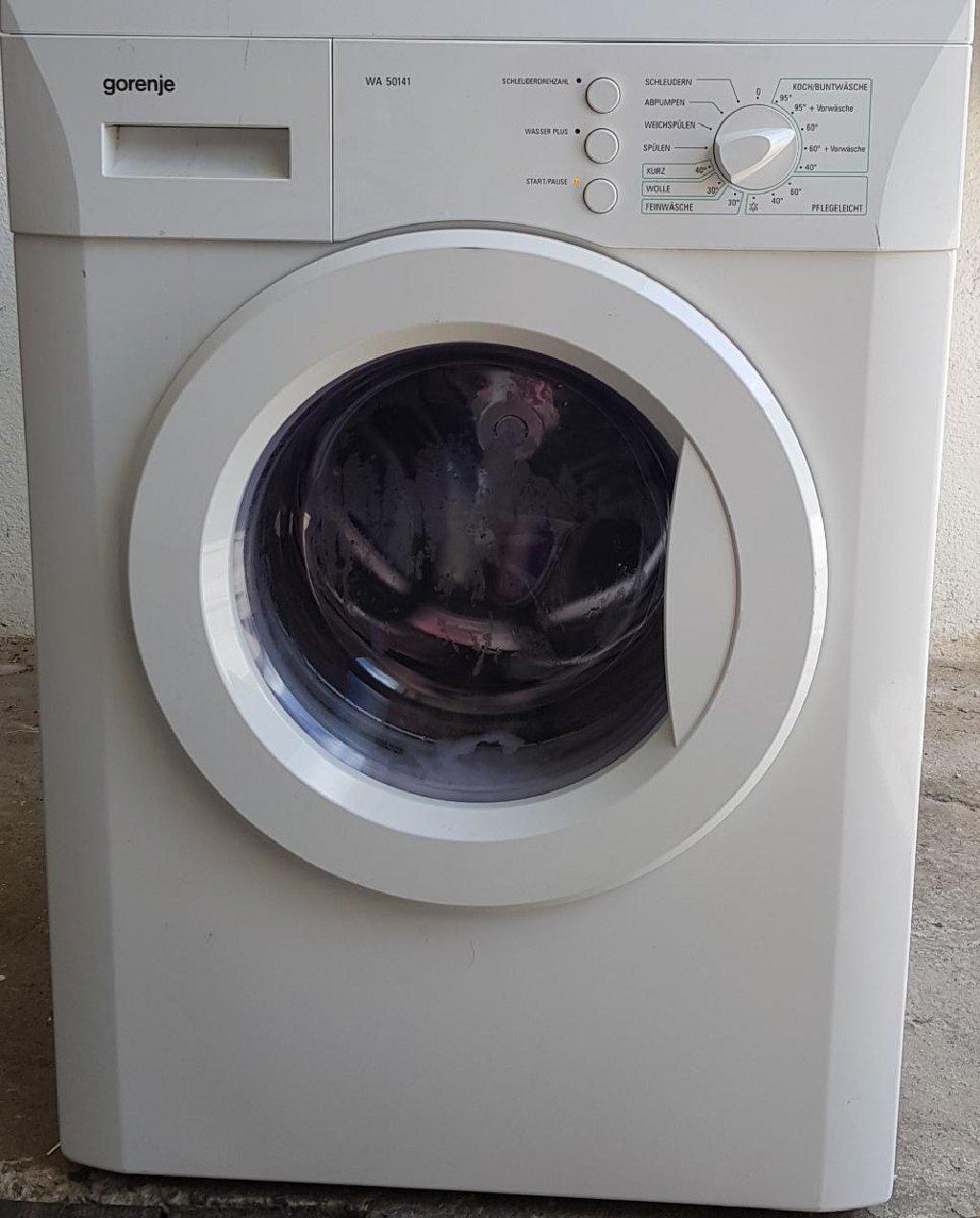 Frontalno Automatska Mašina za pranje Gorenje 5 kg