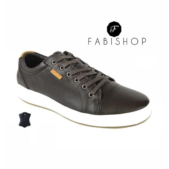 40ba9457 Стильная кожаная обувь Ессо за 2700 KGS в Бишкеке: Кроссовки и ...