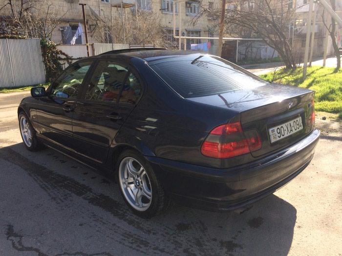 BMW 325 2001. Photo 4