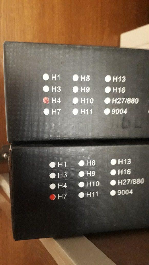 Bakı şəhərində Orjinal led 3denelidir super effekti var H4 ve H7 biri 50 azn