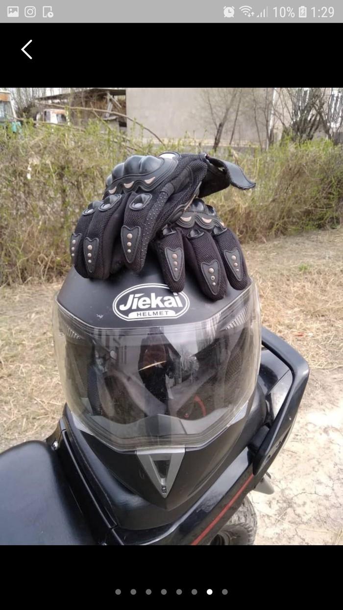 Продаю мотоцикл срочно + каска перчатки . Photo 6