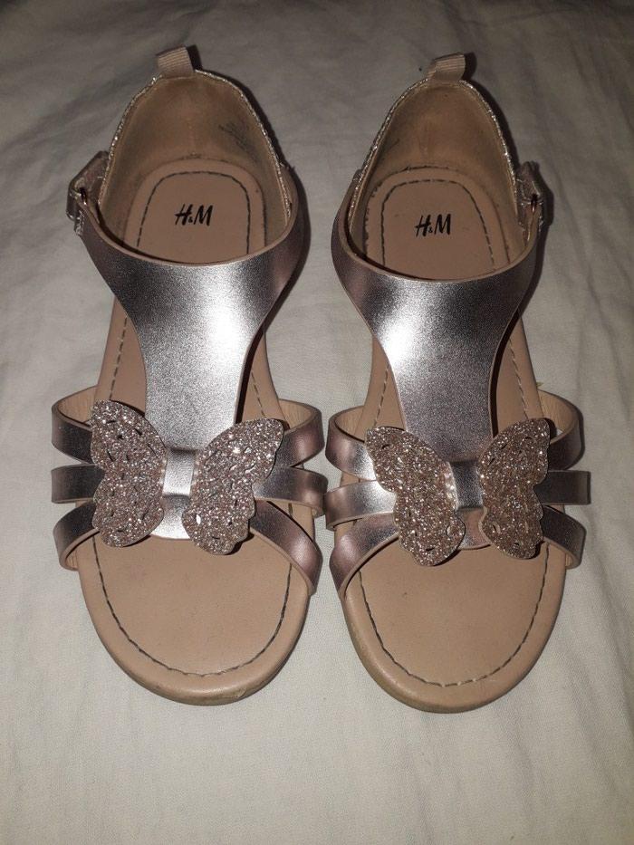 H&M sandalice za devojcicu, broj 32. - Krusevac