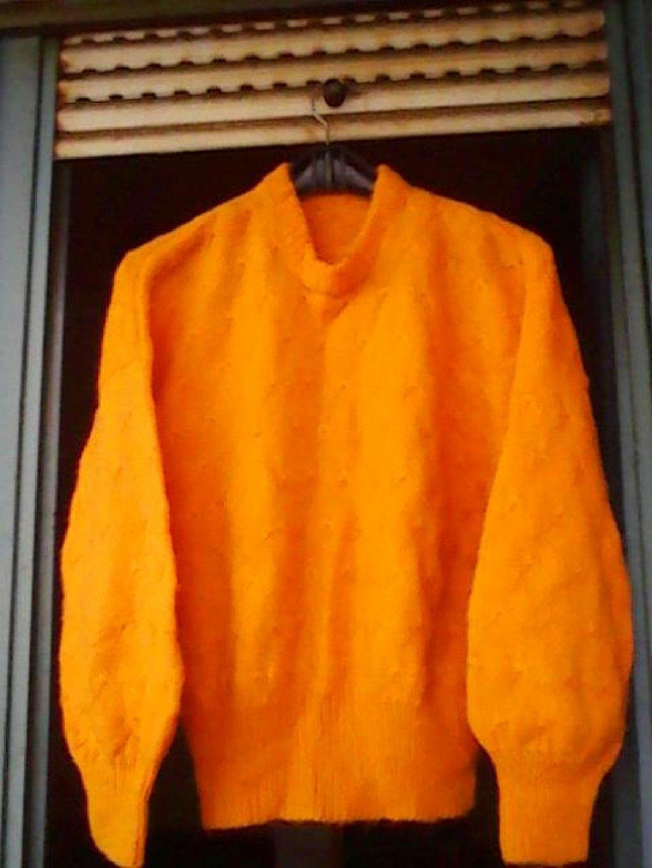 Zenska bluza od vunice,rucni rad