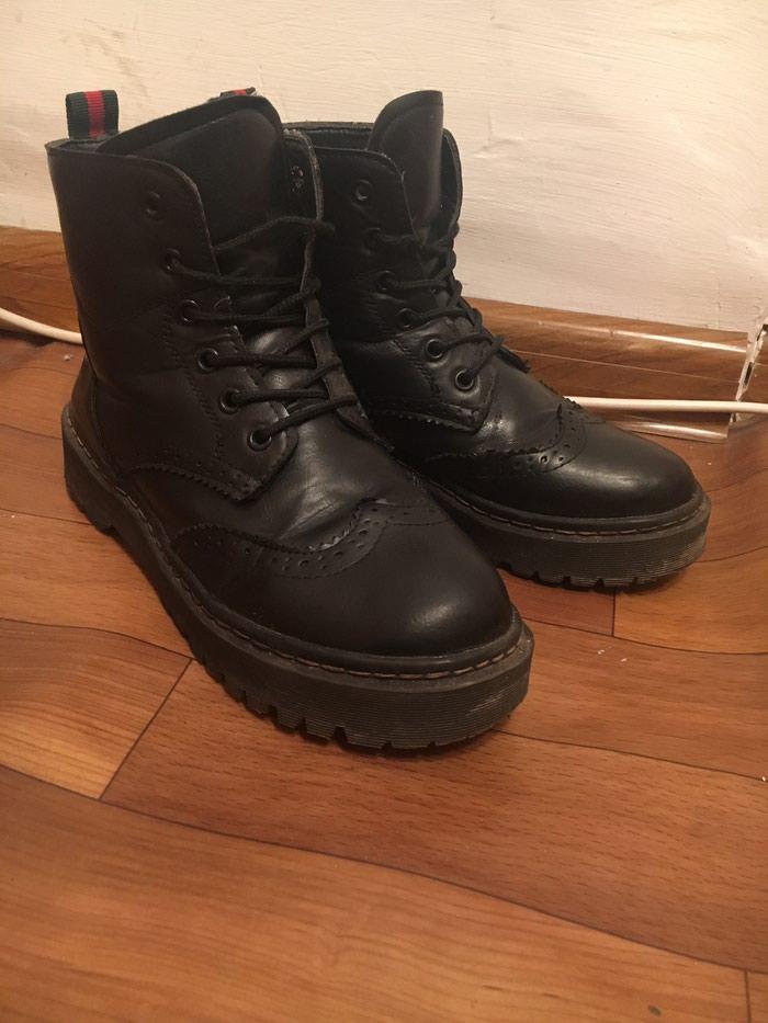 Продажа Продаю зимние ботинки Очень удобные и теплые Цена 800с ... dcc81b6eb705a