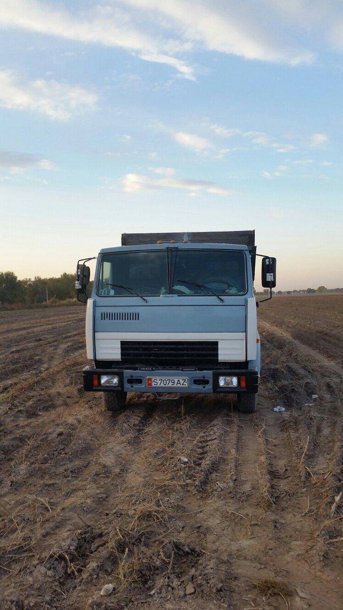продаю камаз 5511 самосвал 1992 года. в отличном  состояний. машина бы в Бишкек