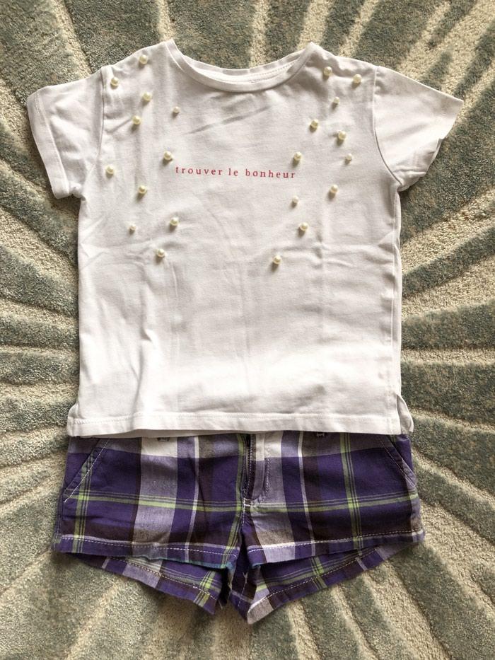 Beneton sorc i Zara majica, vel 4-5. Photo 0